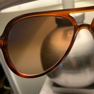 Ray-Ban Accessories - Rayban pilot sunglasses tortoise Cats 5000